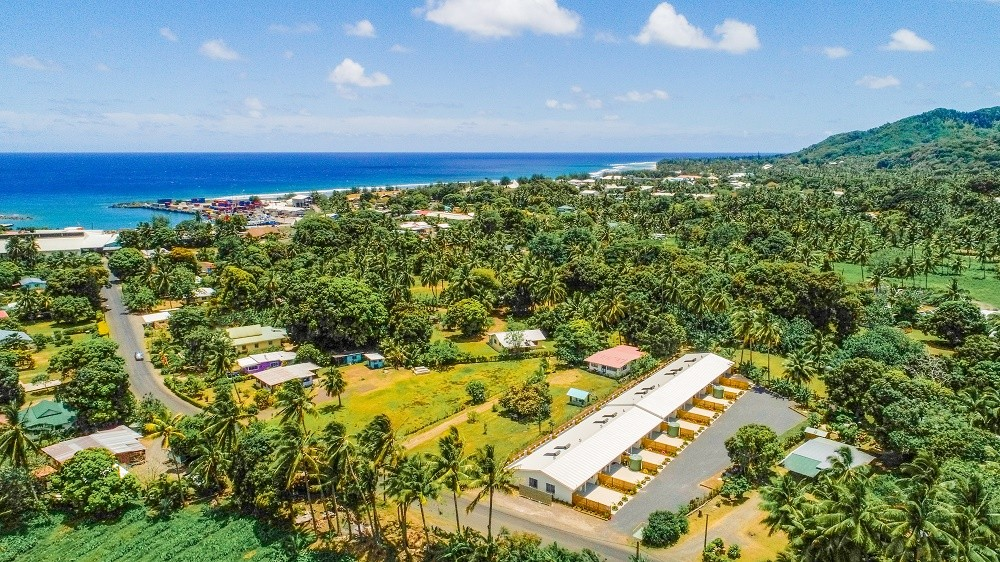 Commercial Apartment Complex of Accommodation Units For Sale Near Avarua Town and Avatiu Harbour & Markets in Rarotonga